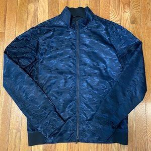 Theory Men's Saundrio Camo Jacket, Medium